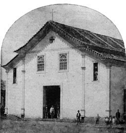 Primeira Igreja Matriz de SANTANA